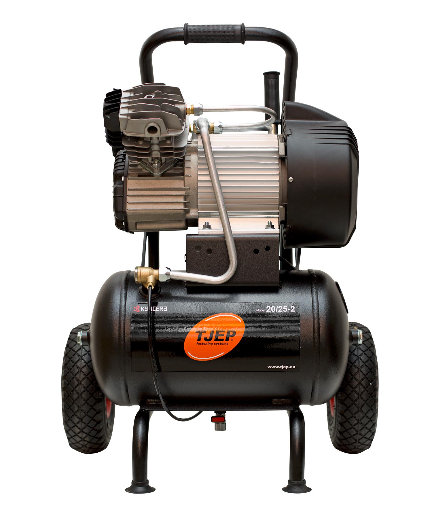 tjep 20 25 2 kompressor. Black Bedroom Furniture Sets. Home Design Ideas